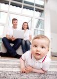 Bambino curioso immagini stock libere da diritti