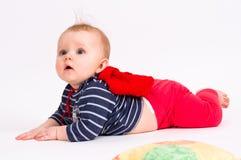 Bambino del piccolo bambino Immagini Stock Libere da Diritti