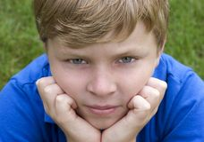 Bambino del ragazzo Fotografia Stock Libera da Diritti