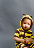 Bambino dell'ape fotografie stock libere da diritti