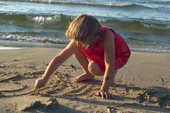 Bambino dell'illustrazione fotografie stock libere da diritti