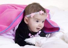 Bambino della famiglia Fotografie Stock