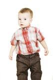 Bambino delle curiosità Fotografia Stock