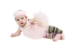 Bambino di balletto Fotografia Stock