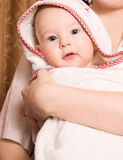 Bambino di bellezza Fotografie Stock