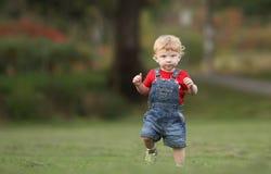 Bambino di estate Fotografia Stock