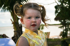 Bambino di Figi fotografie stock