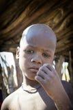 Bambino di Himba Immagine Stock