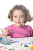 Bambino di Littl Fotografia Stock Libera da Diritti