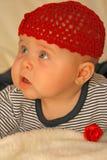 Bambino di modello Fotografia Stock Libera da Diritti