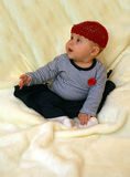 Bambino di modello Fotografie Stock