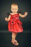 Bambino di Natale Fotografie Stock