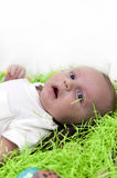 Bambino di Pasqua Fotografia Stock Libera da Diritti