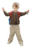 Bambino di Pre-scool Fotografie Stock