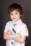Bambino di risata Fotografia Stock Libera da Diritti