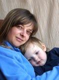 Bambino con la madre Immagine Stock Libera da Diritti