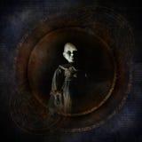 Bambino di voodoo Fotografia Stock