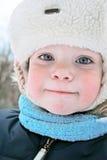Bambino divertente Fotografie Stock