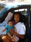 Bambino e me Fotografia Stock Libera da Diritti