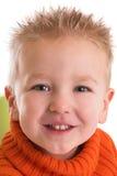 Bambino felice fotografie stock