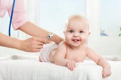 Bambino felice in buona salute Fotografie Stock
