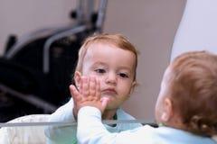 Bambino gemellare Immagine Stock Libera da Diritti