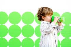 Bambino in giovane età Fotografie Stock