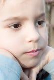 Bambino in giovane età Immagini Stock