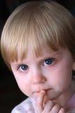 Bambino gridante Fotografia Stock Libera da Diritti
