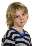 Bambino gridante del ragazzo Immagine Stock Libera da Diritti
