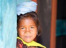Bambino indiano Fotografia Stock