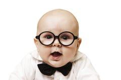 Bambino intelligente Immagini Stock