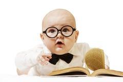 Bambino intelligente Fotografie Stock Libere da Diritti