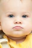 Bambino legato dentro Fotografia Stock Libera da Diritti