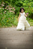 Bambino leggiadramente Fotografie Stock Libere da Diritti