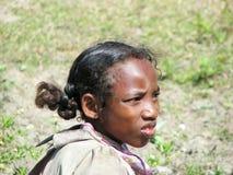 Bambino malgascio Fotografie Stock
