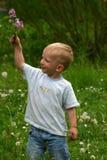 Bambino massimo Fotografie Stock Libere da Diritti
