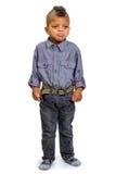 Bambino punito Immagini Stock Libere da Diritti
