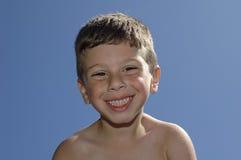 Bambino sorridente immagine stock libera da diritti