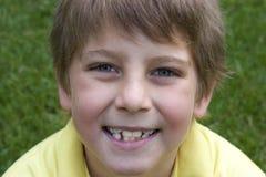 Bambino sorridente Fotografia Stock