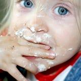 Bambino sudicio Fotografia Stock Libera da Diritti