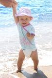 Bambino sul mare Immagine Stock Libera da Diritti
