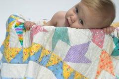 Bambino sveglio Immagine Stock