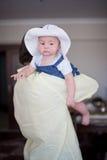 Bambino sveglio Fotografia Stock Libera da Diritti