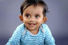 Bambino sveglio indiano fotografia stock