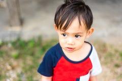 Bambino tailandese Immagine Stock Libera da Diritti