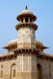 Bambino Taj Minaret Immagini Stock