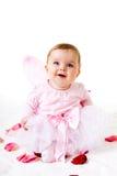 Bambino in un'attrezzatura leggiadramente Immagini Stock Libere da Diritti