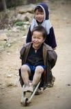 Bambino Vietnam Immagini Stock