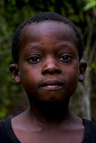 bambino a Zanzibar Fotografia Stock Libera da Diritti